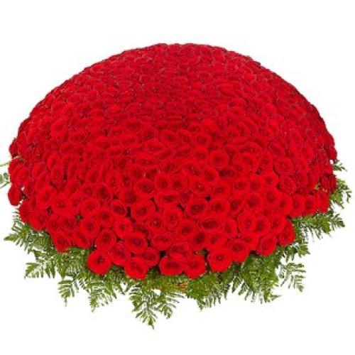 Купить на заказ 301  роза с доставкой в Есике